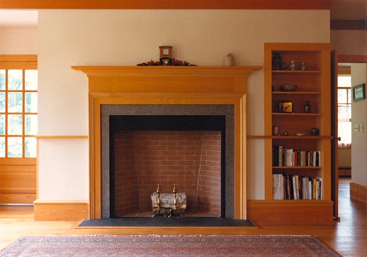 Rumford Fireplace New England Farmhouse Pinterest