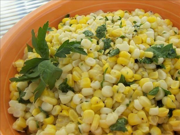Fresh Corn With Lime and Cilantro | Recipe