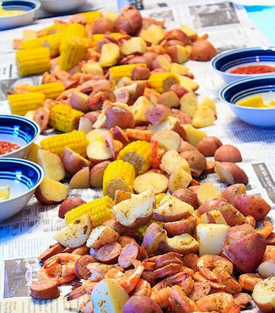 Low Country Boil For 20 People