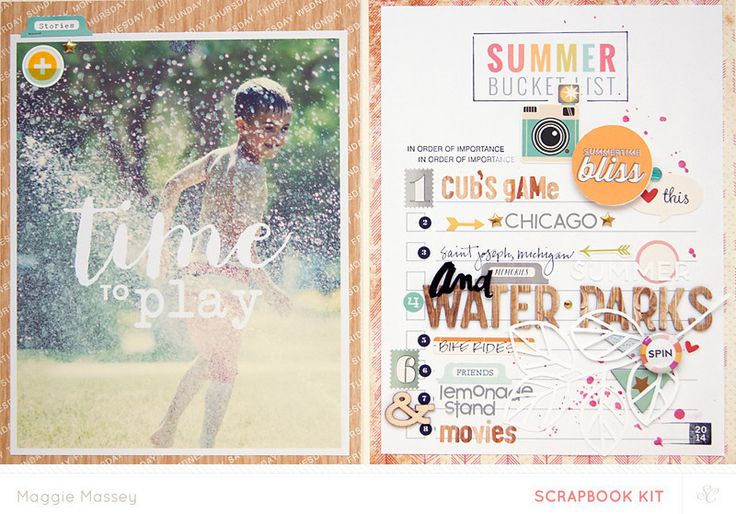 MaggiesCreative summer bucket list