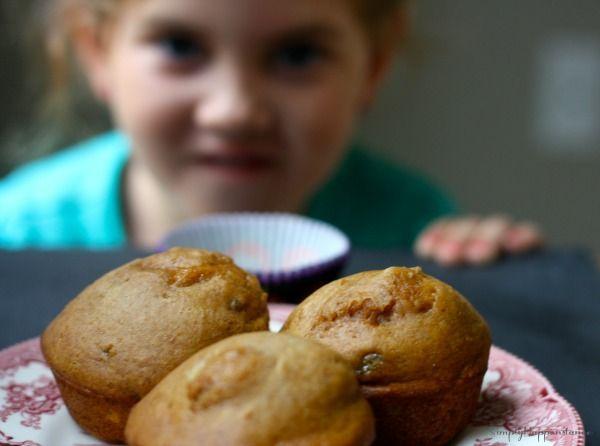 Pumpkin Applesauce Muffins | Bread/Muffins/Etc. | Pinterest