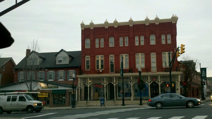downtown ephrata pa lancaster county pa and sideline