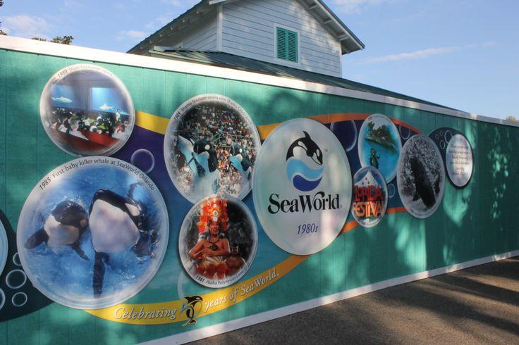 SeaWorld 1980s