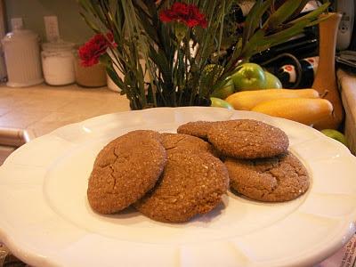 Triple Ginger Cookies | Cookies | Pinterest