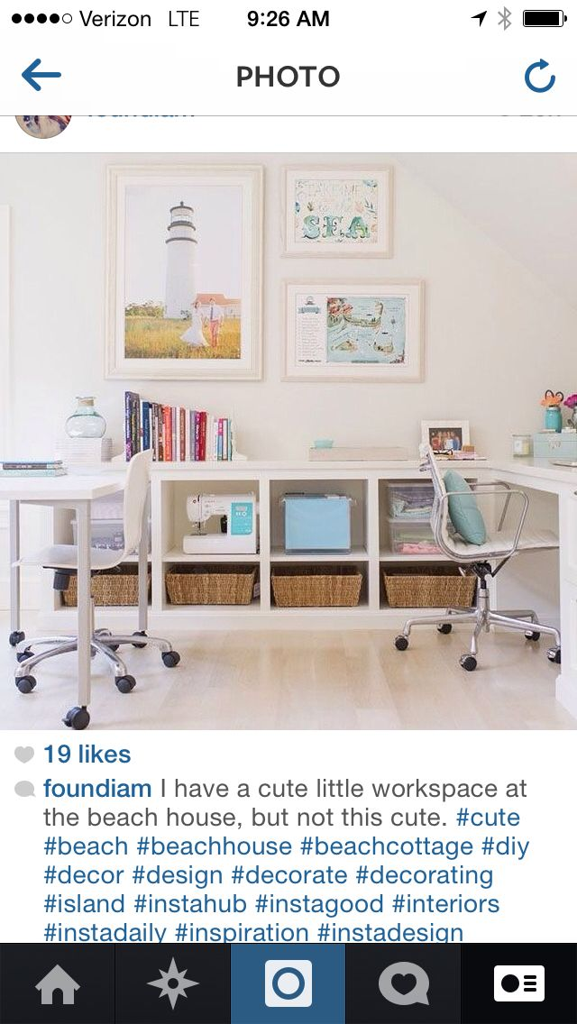Love this craft room set up home pinterest for Setting up a craft room
