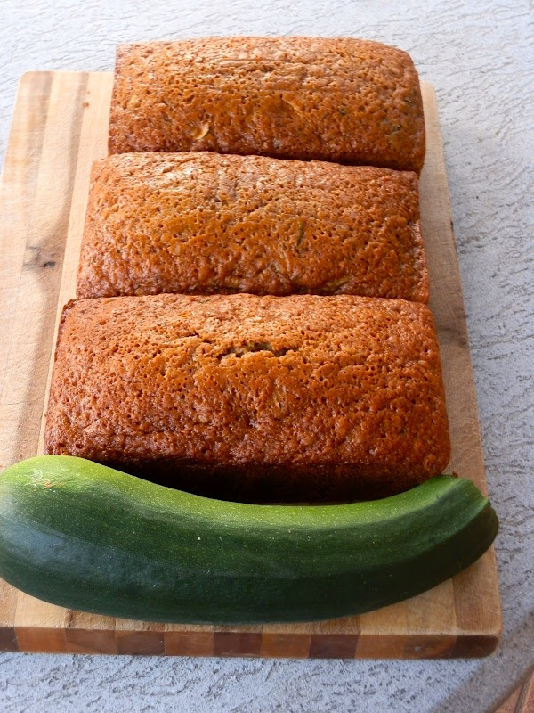 Zucchini Bread | Breads, Donuts and Loaf Cakes | Pinterest