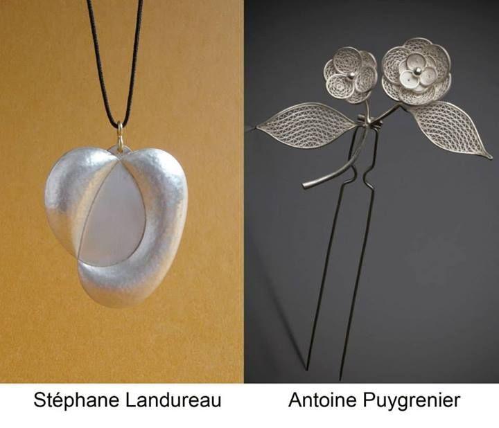Bijoux en Duo à la Maison CHERET Exposition du 1 au 19 Octobre 2013 9, rue Madame - 75006 Paris