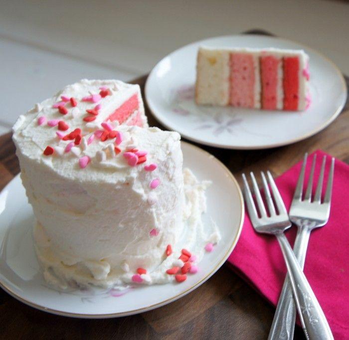 valentine's day mini cake recipes