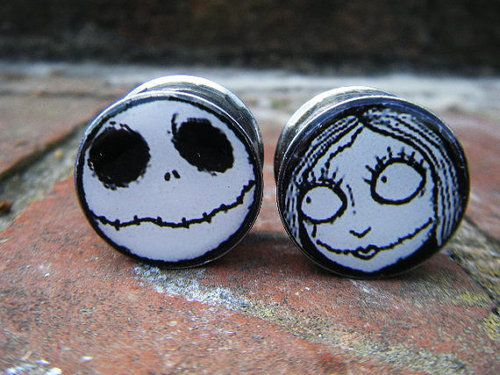 Nightmare Before Christmas Plugs | Disney Favorites (ディズニー ...