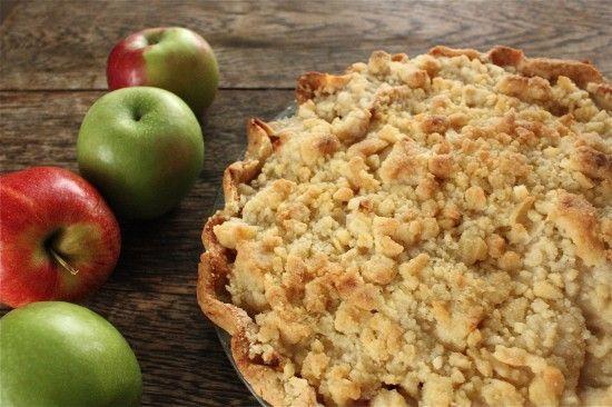 Mile High apple pie | Food! | Pinterest
