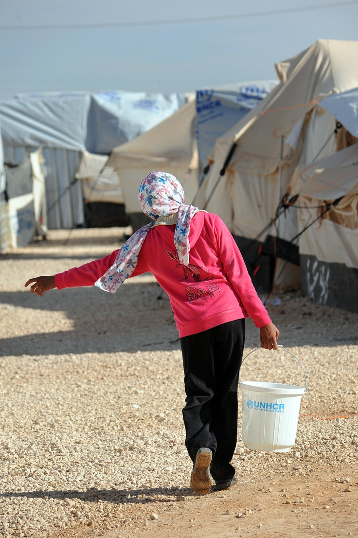 75 per cent of syrian refugees are women and children many of whom
