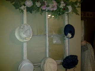 More windows -- hats maybe but also jewelry?