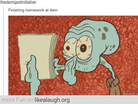 tips on finishing homework