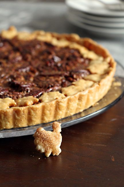 Maple Bourbon Pecan Tart | Recipe