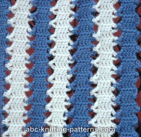 Knitting Pattern For Corkscrew Scarf : CROCHET CORKSCREW FRINGE PATTERN Crochet Patterns Only