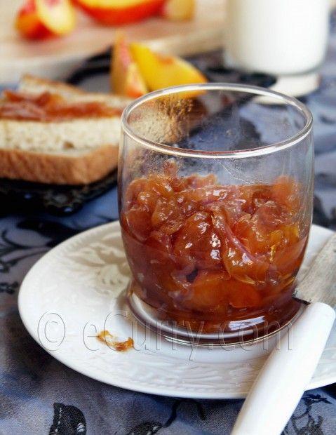 Nectarine Preserve | Canning | Pinterest