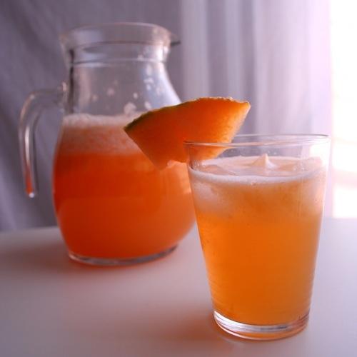 melon agua fresca | the boot cantaloupe, water, fresh lime, and sugar ...