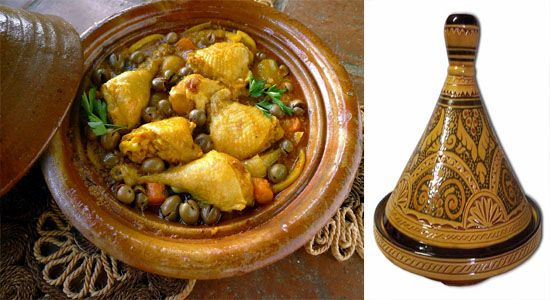 Moroccan Tagine | Food - Morocco | Pinterest