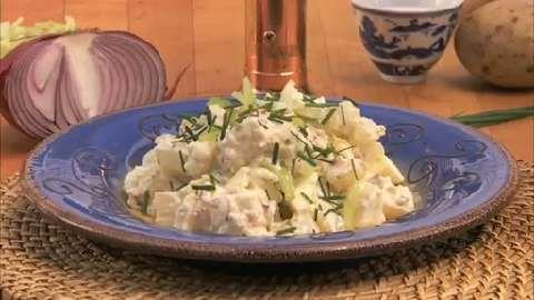 Country Potato Salad Allrecipes.com   Salads   Pinterest