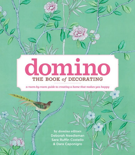 Domino The Book of Decorating on AphroChic, via Flickr
