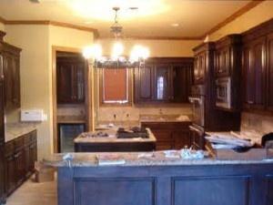 Restaining Kitchen Cabinets Kitchen Ideas Pinterest