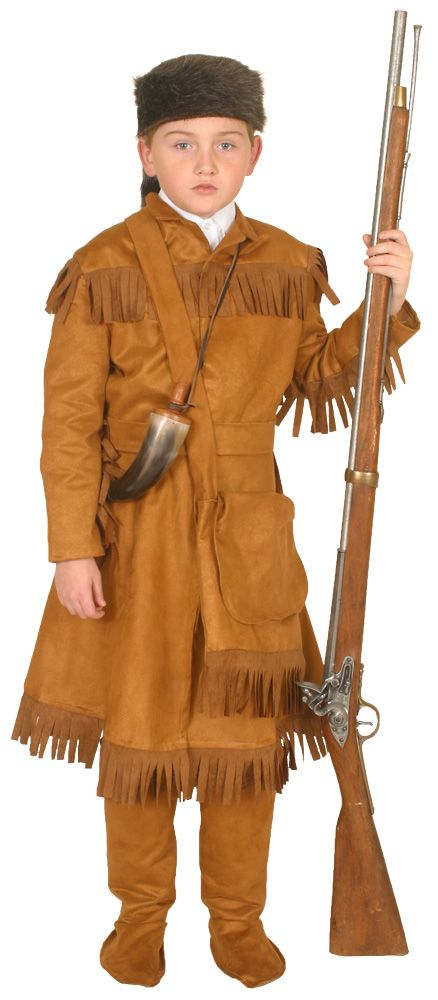 William Clark Costume William clark explorer costume