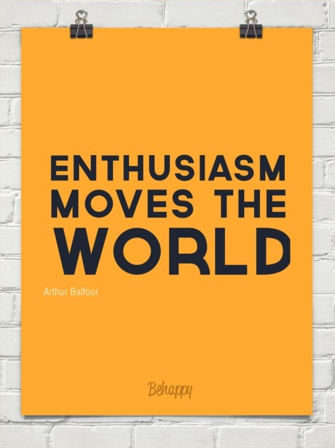 enthusiasm | Inspirational quotes | Pinterest