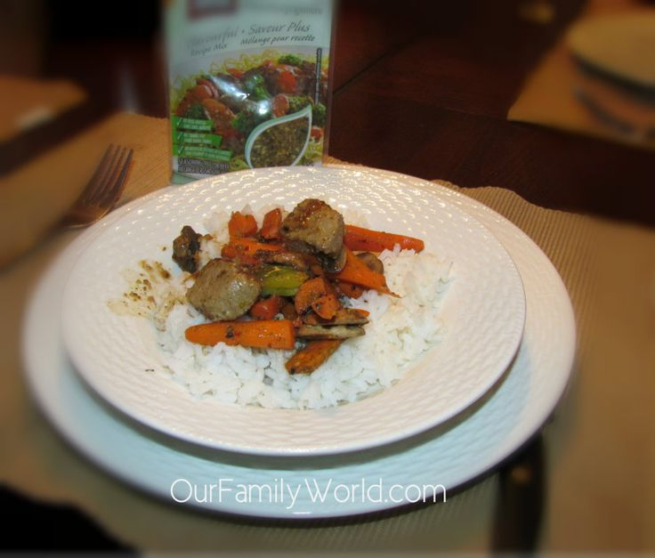 Try this Club House Lemon Ginger Beef Stir-fry #recipe! #healthy #easy ...