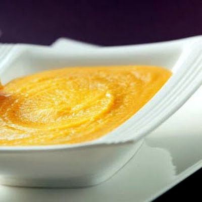Creamy Summer Squash Soup. We have so much summer squash!