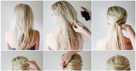 Your Weekend Hairstyle: How to Fix a Bad HairDay