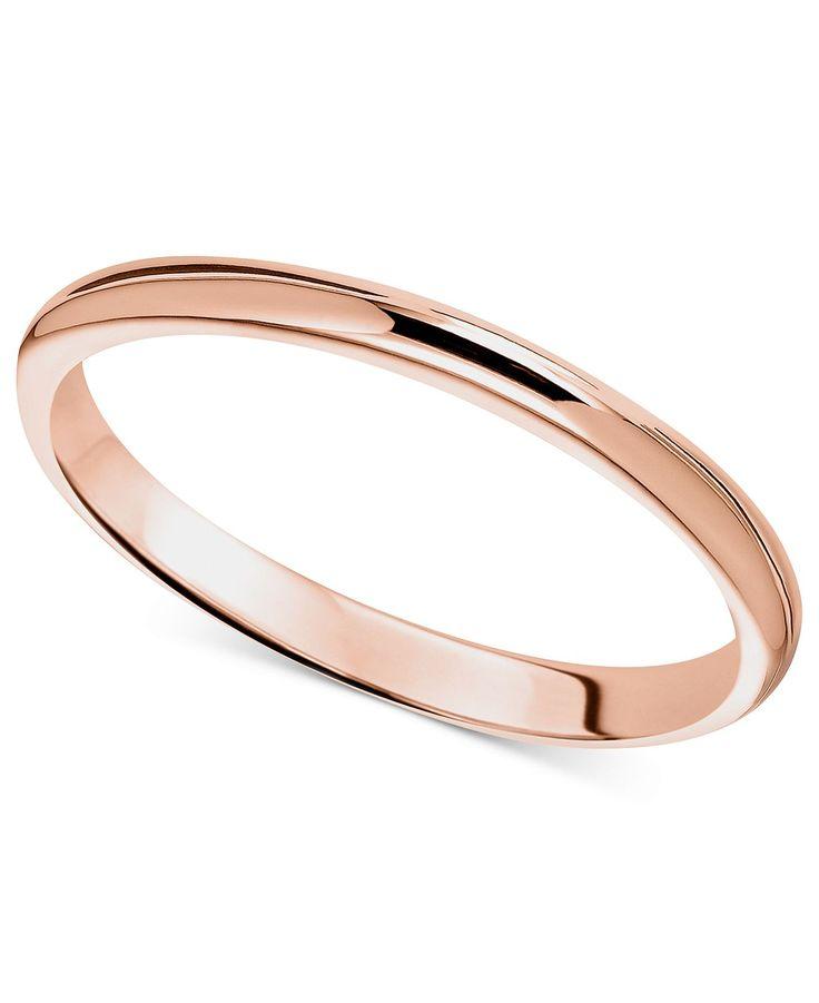 Rose Gold Ring Rose Gold Rings Macy s