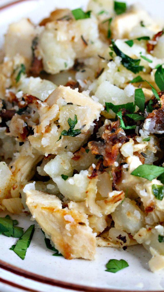 Easy Chicken Hash | Chicken & Poultry | Pinterest
