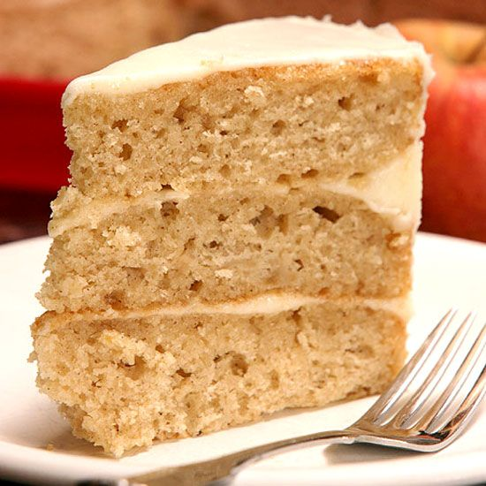 Applesauce Cake - Moist and yummeh. | When It Has To Be Cooked | Pint ...