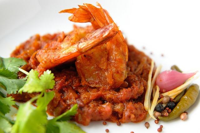 Curried shrimp | Food | Pinterest