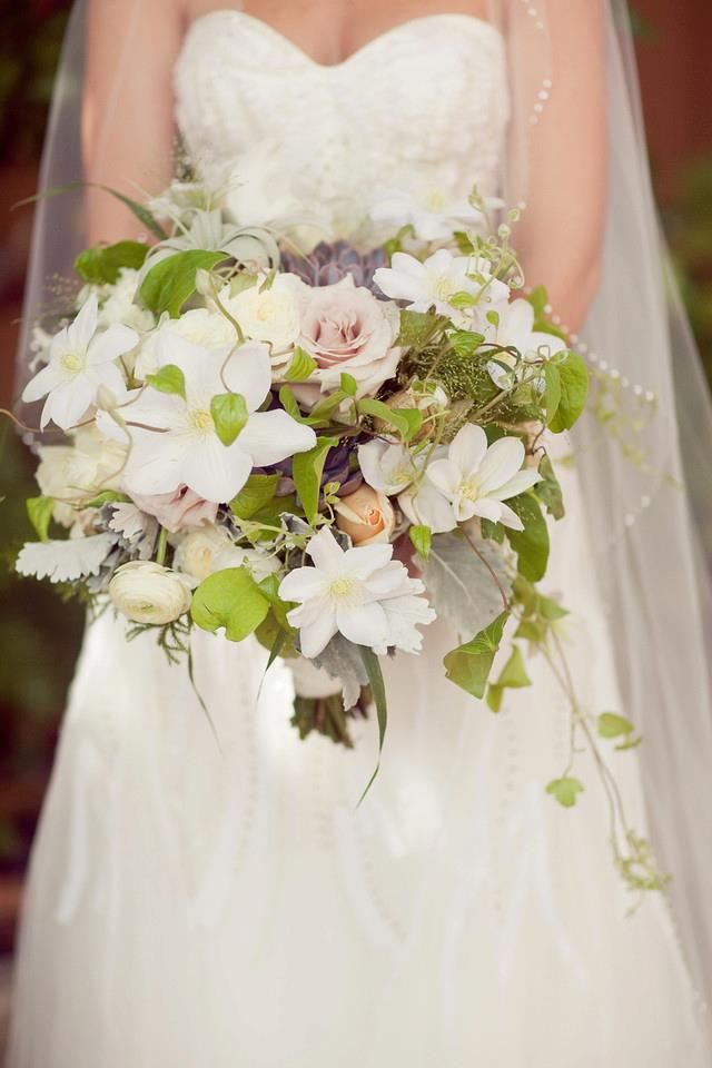 Image result for clematis bouquet