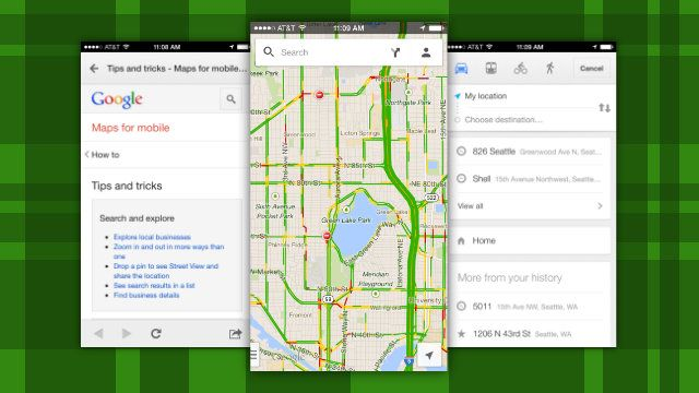 google maps navigation sprachausgabe uber bluetooth