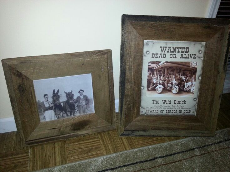 barn boards frames | just b.CAUSE