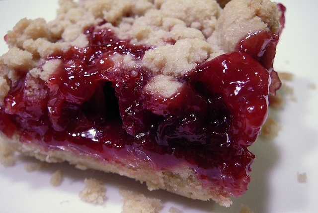 Cranberry shortbread square | Cookies and Such | Pinterest