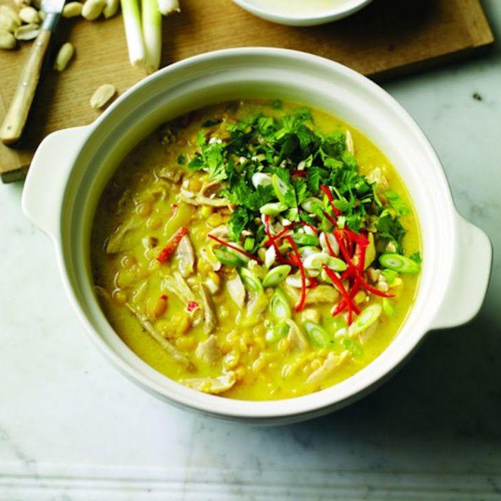 Chicken Mulligatawny Soup | recipes.. Soup, Stew & Chili | Pinterest