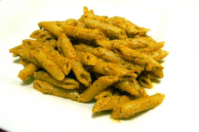 roasted red pepper pesto | Yums - Main Dishes | Pinterest