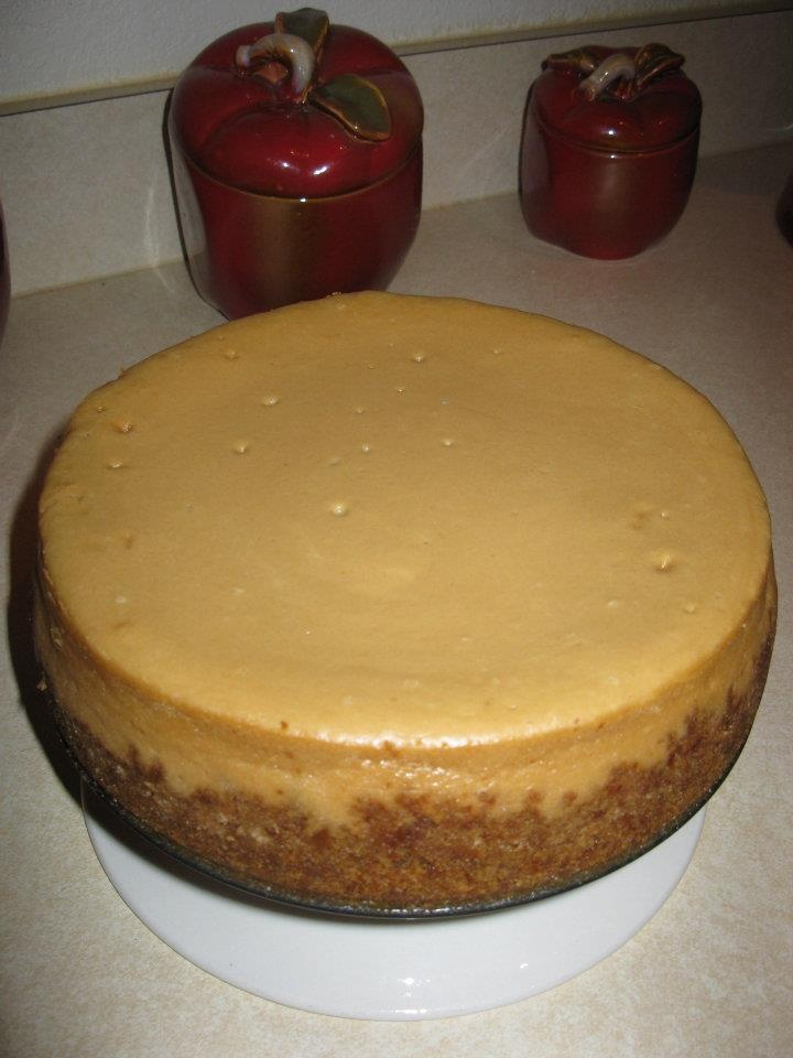 Cappuccino Cheesecake | Cakes/Cupcakes I've made! | Pinterest