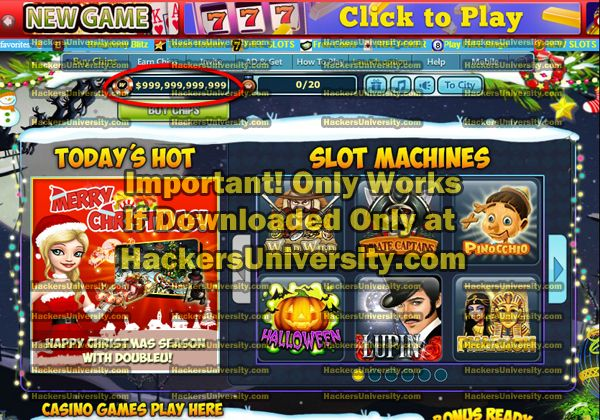 how to hack doubleu casino on facebook