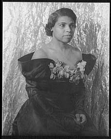 Marian Anderson First African American Opera Singer