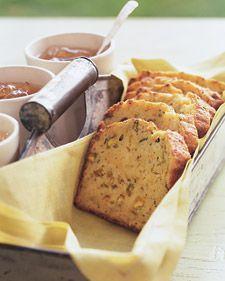 Zucchini and Yellow Squash Loaf Cake