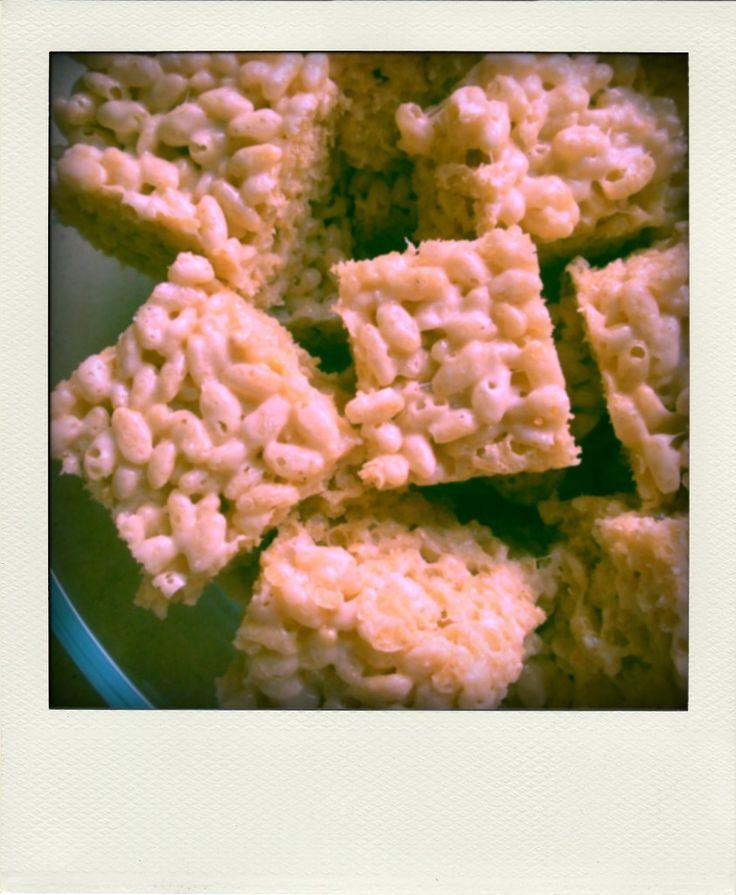 salted brown butter rice crispy treats | Rice Crispy Treats | Pintere ...