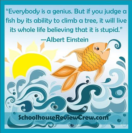 everybody is a genius . . . #kids #homeschool #quotes