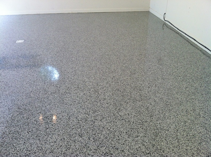 pin epoxy garage floor - photo #38
