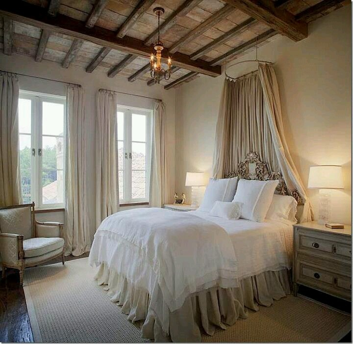 My dream bedroom cottage life in style pinterest for Dream bedroom