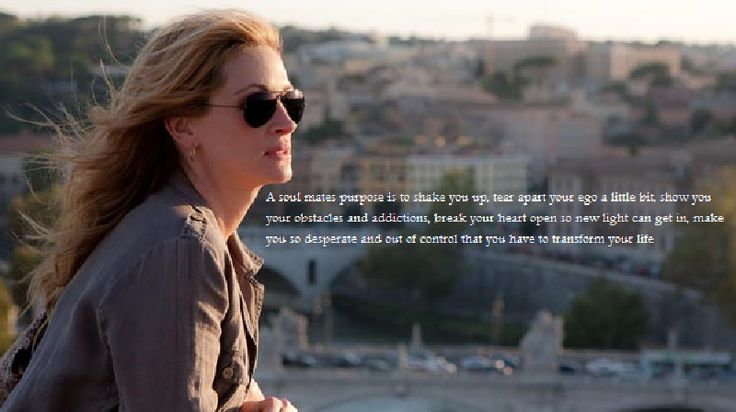 Best Quotes From Eat Pray Love