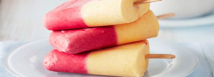 Pomegranate, Nectarine, And Raspberry Popsicles Recipes — Dishmaps